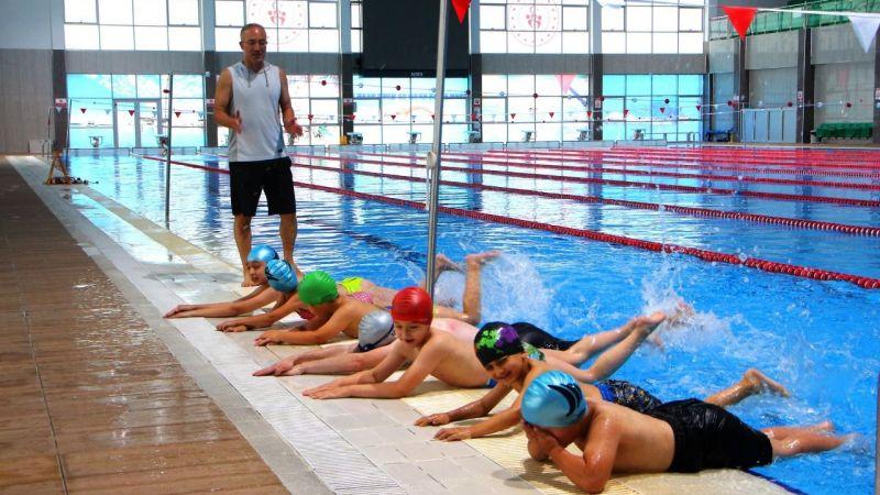 Yüzme Bilmeyen Kalmasın
