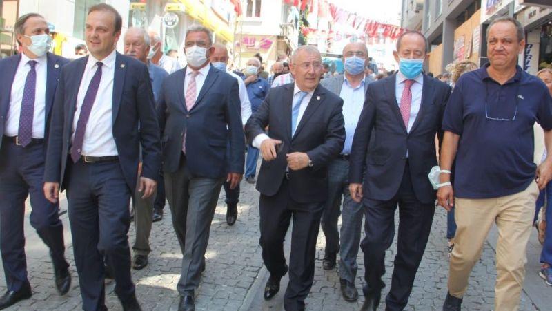 CHP'Lİ Öztrak:''Yapısal Değişime İhtiyaç Var''