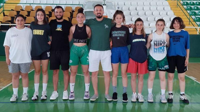 Kadınlar Basketbol Ligi İçin Start Verildi