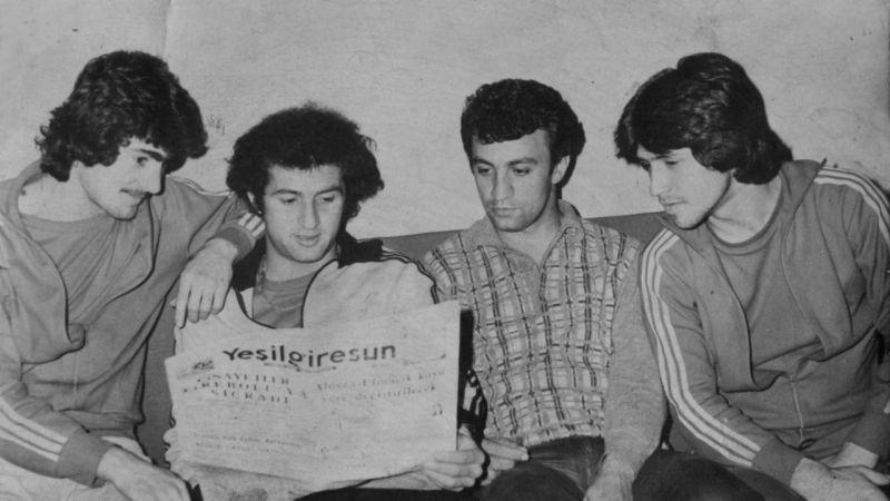 Fatih Terim de Yeşilgiresun Gazetesi okudu