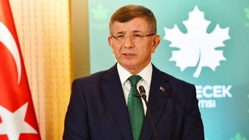 Davutoğlu, Giresun'da