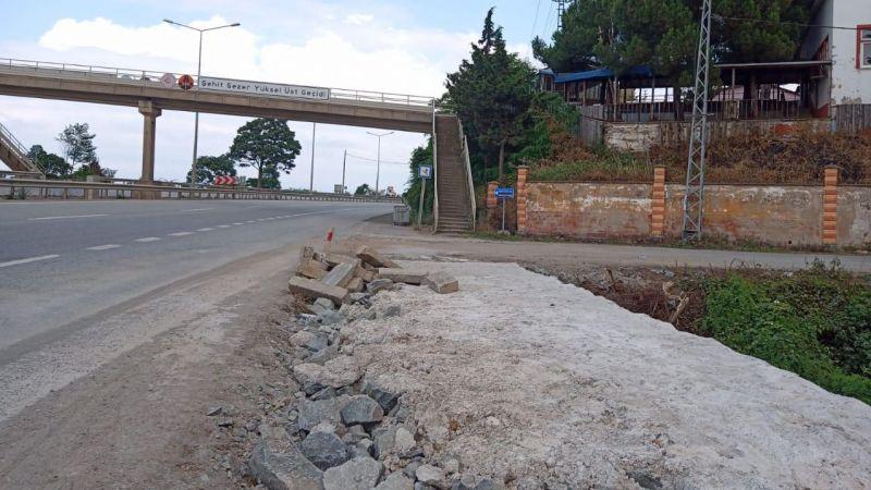 Bulancak'ta yılların sorunu nihayet çözüldü