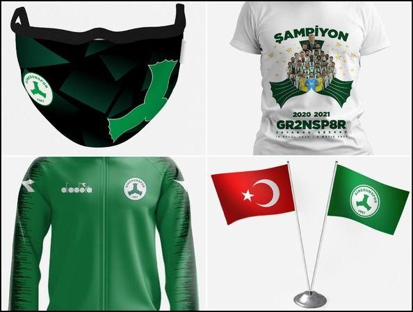Buyurun Giresunspor Store'ye