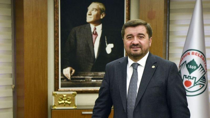Başkan Şenlikoğlu'nun ''24 Temmuz Gazeteciler ve Basın Bayramı''Mesajı