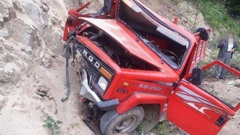Bulancak'ta Trafik Kazası: 4 Yaralı