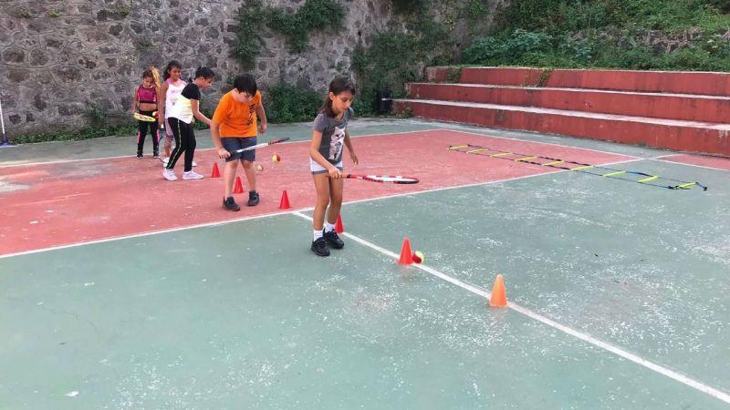 Tenis antrenmanları başladı