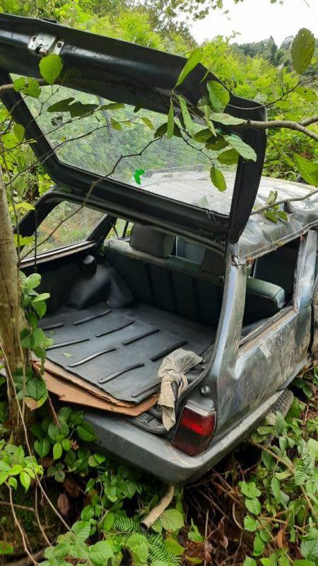 Giresun'da otomobil devrildi: 1 ölü, 1 yaralı