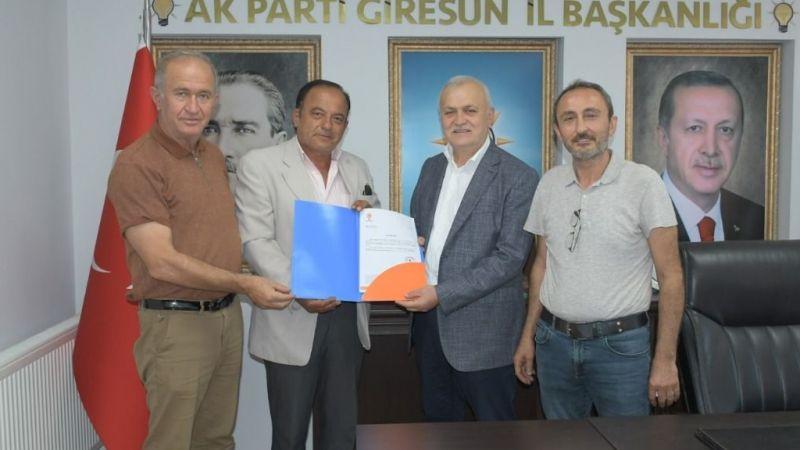 AK Parti'de 3 Beldeye Başkan Atandı