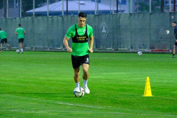 Giresunspor, Alanyaspor maçının hazırlıklarına başladı
