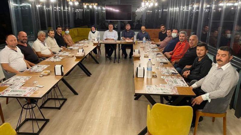 Görele Belediyespor Değerlendirme Toplantısı Yaptı