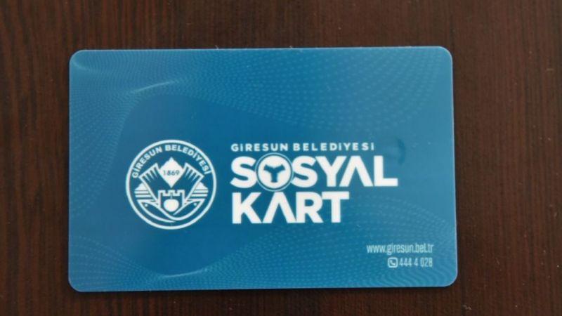 Sosyal Kart Sistemi Hizmette