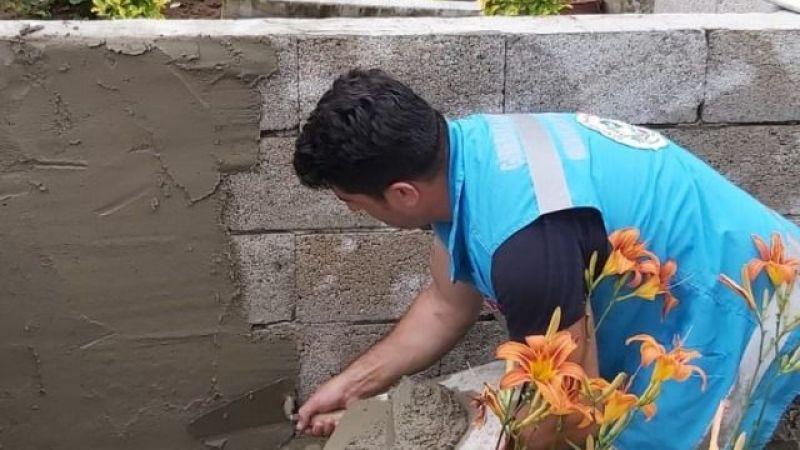 Giresun Belediyesi En Acılı Gününde Vatandaşın Yanında