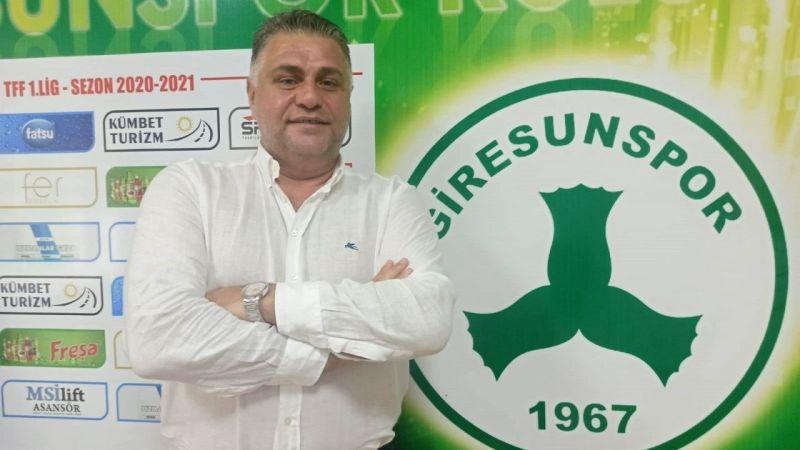 GZT Giresunspor, Alanyaspor maçıyla yeni bir sayfa açmak istiyor
