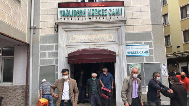 Yağlıdere'de Üreticiler Güneş Duası Yaptı