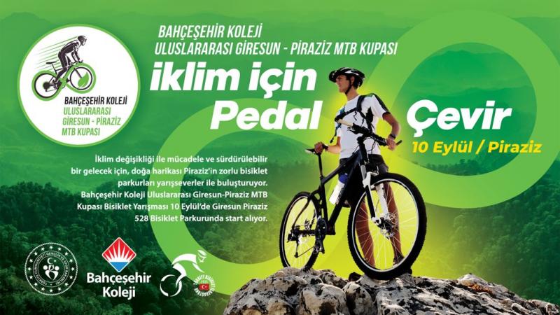 Pedallar Dağ Bisikleti Yarışları İçin Dönecek