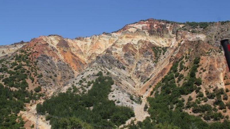 Giresun'da 82 Şirkete Maden İşletme Ruhsatı Verildi