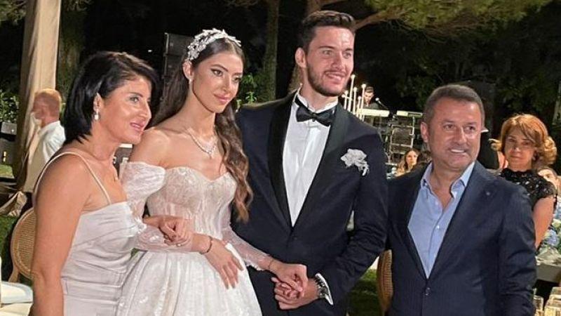 Umut Nayir evlendi