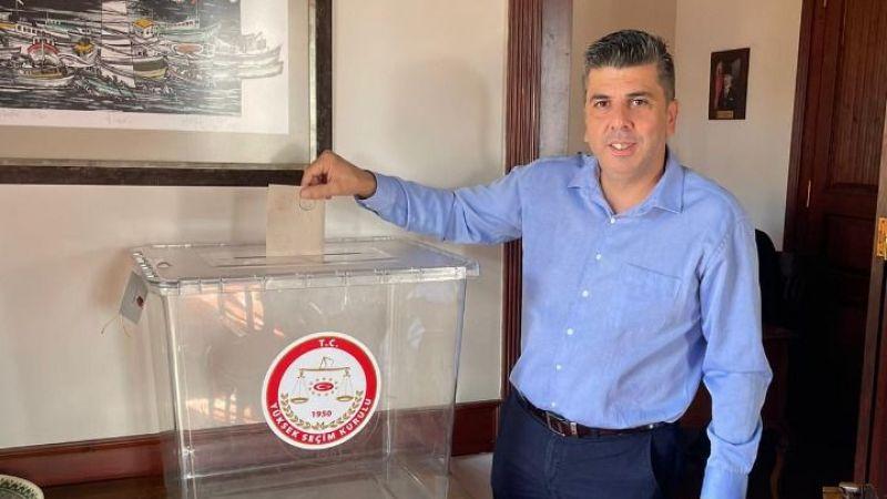 42. Bölge Giresun Eczacı Odası'nın 2021 Yılı Seçimli Olağan Genel Kurulu yapıldı