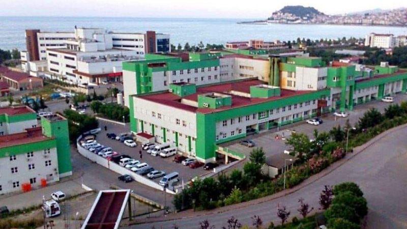 Giresun'da Hastaneler Resmen Ayrıldı