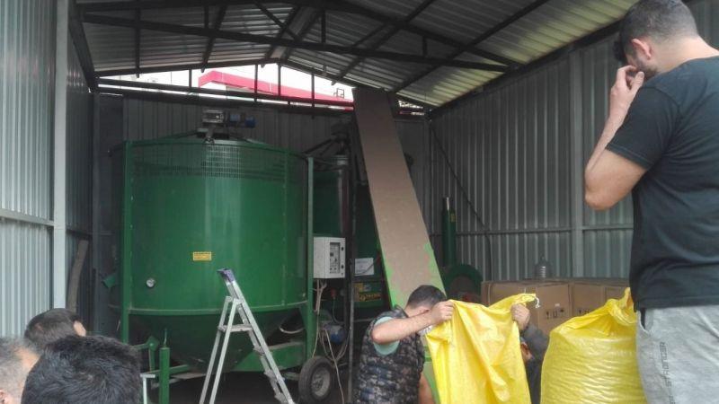 Fındığını kurutamayan üreticiler kurutma makinelerine yöneliyor