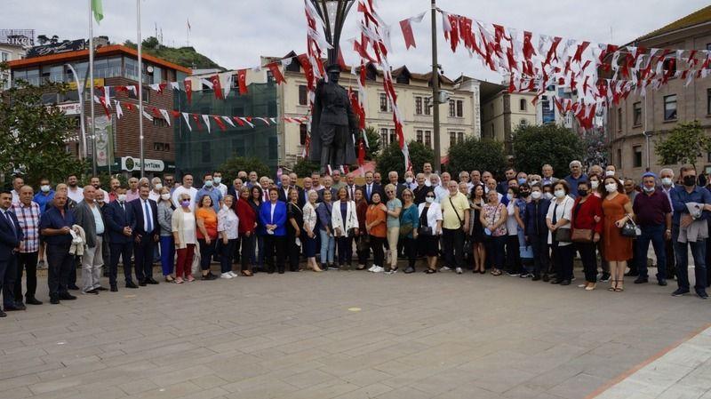CHP 98. Kuruluş Yılını Kutladı