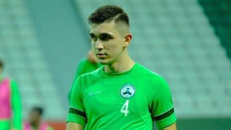 Ligin en genç futbolcularından biri Arda Kılıç