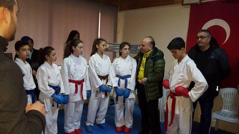 Karate'ye davet