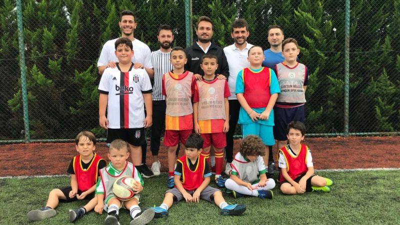 Giresun Akademi Futbol Okulu kursu başladı