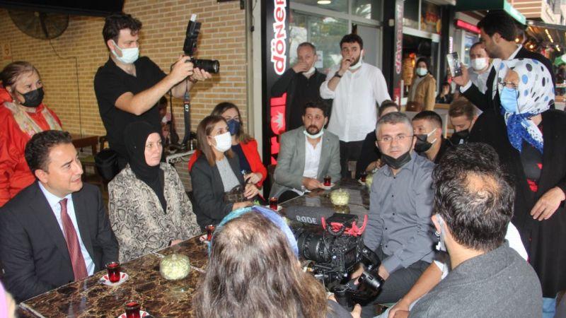 Babacan: 'Siyasete Deva ile Başlayanlardan Kadro Kurduk'
