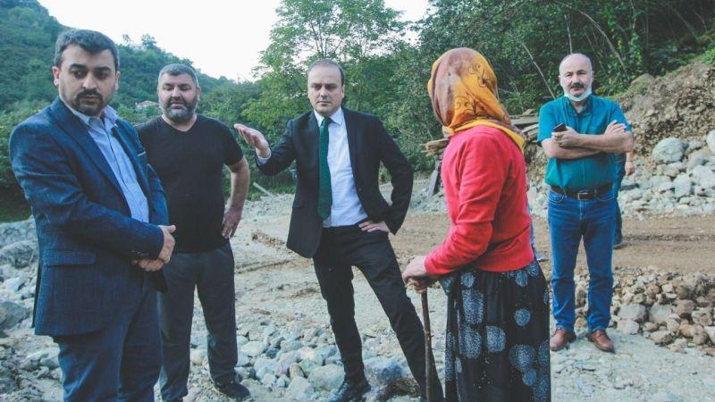 CHP'den Batlama Vadisi'nde İnceleme