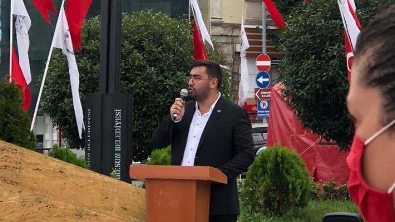 Giresun ADD'den Gaziler Günü ve Atatürk'ün Giresun'a gelişi ile ilgili açıklama