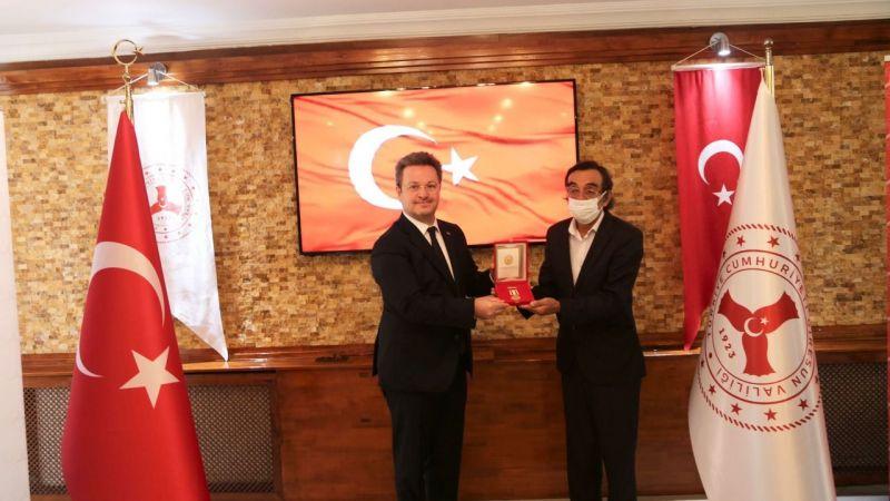 Kıbrıs Gazilerimize, Milli Mücadele Madalyası ve Beratı verildi