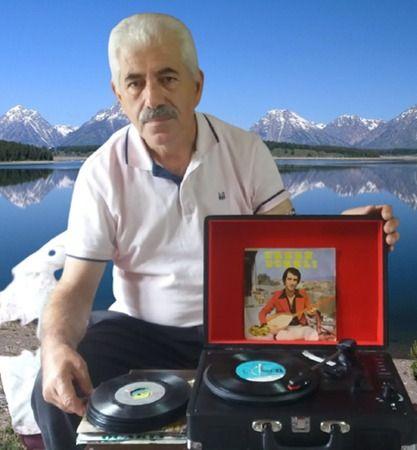 47 Yıldır Kaybolmaya Yüz Tutmuş Şarkıların Plaklarını Topluyor