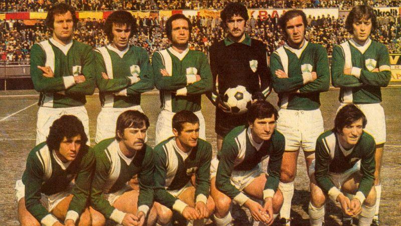 1972-73'te Fenerbahçe'yi yenen GİRESUNSPOR kadrosu