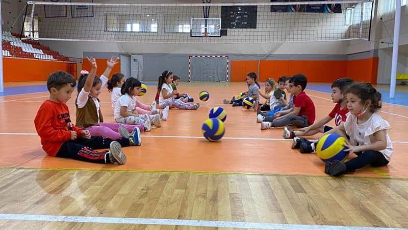 Ücretsiz Spor Kursları başladı