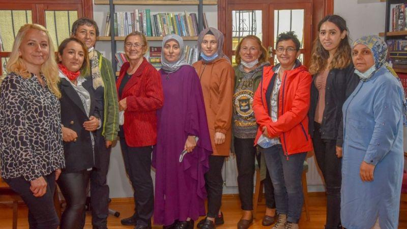 Kadın Kooperatifleri Üyeleri Buluştular