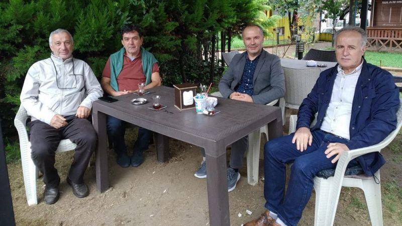 ASKF'den İhsaniyespor'a ziyaret