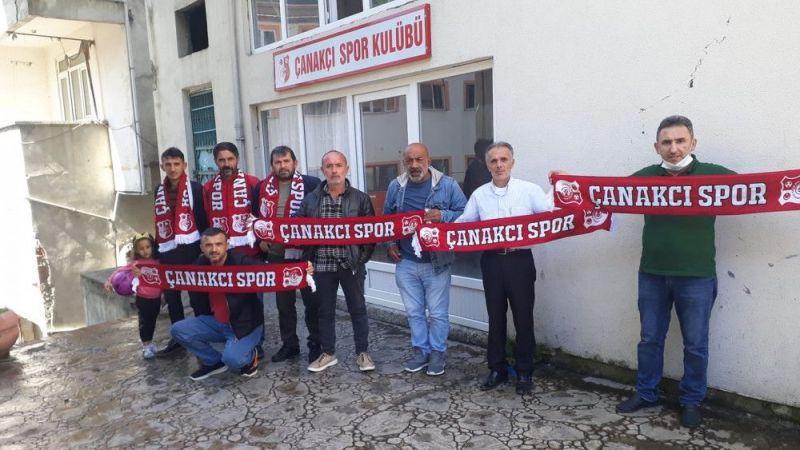 Çanakçıspor'da Kılıç başkanlığa seçildi