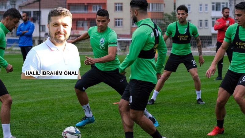 Giresunspor İzmir'de Gülmek İstiyor