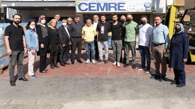 Başkan Şenlikoğlu'ndan Teyyaredüzü'nde 2 Caddede Yenileme Sözü