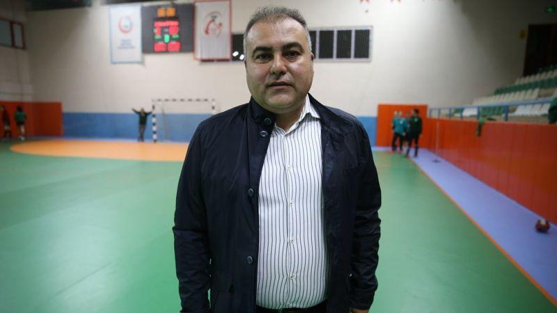 """Başkan Erener: """"Salon sporlarını daha da hareketlendireceğiz"""""""