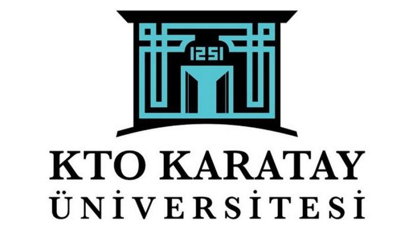KTO Karatay Üniversitesi Logosu