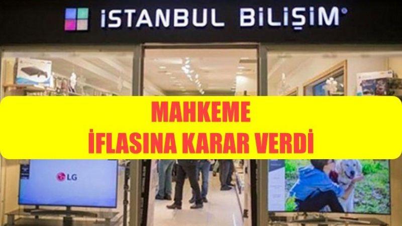 İstanbul Bilişim İflas Etti