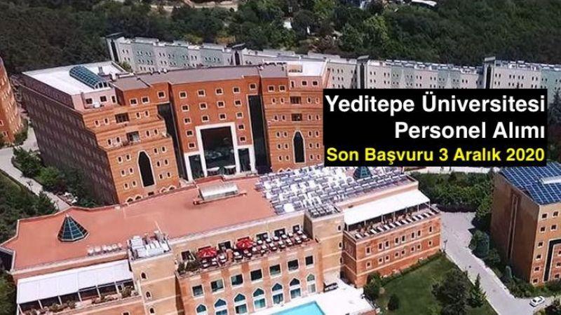 Yeditepe Üniversitesi Öğretim Görevlisi Alımı