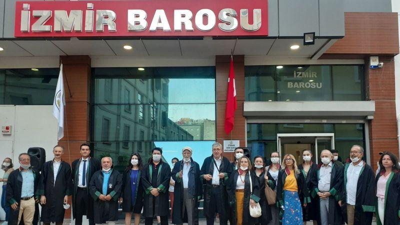 İzmir Barosu'ndan Süleyman Soylu ve diğerleri hakkında suç duyurusu!