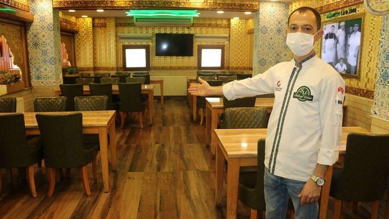 Restoranların açılmasıyla Gaziantep'te beyran çılgınlığı