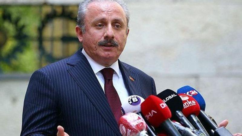 TBMM Bşakanı'ndan Kılıçdaroğlu'na sert cevap...