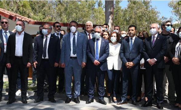 Kılıçdaroğlu Aydın'dan Hükümete Seslendi..