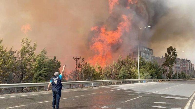 2 günde 19 yangın çıktı! Korkutan açıklama…