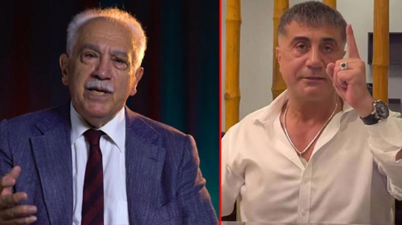 Sedat Peker ve Doğu Perinçek kavgası büyüyor!